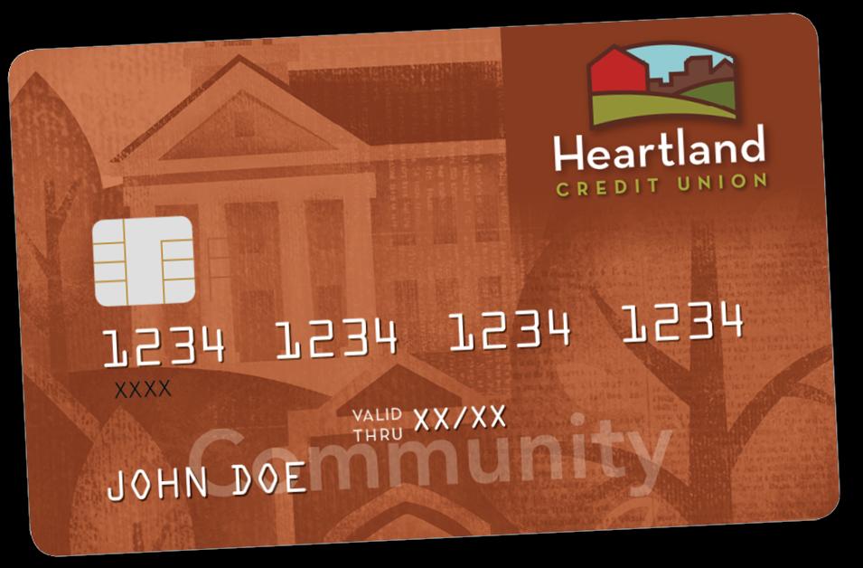 Mastercard Heartland Credit Union