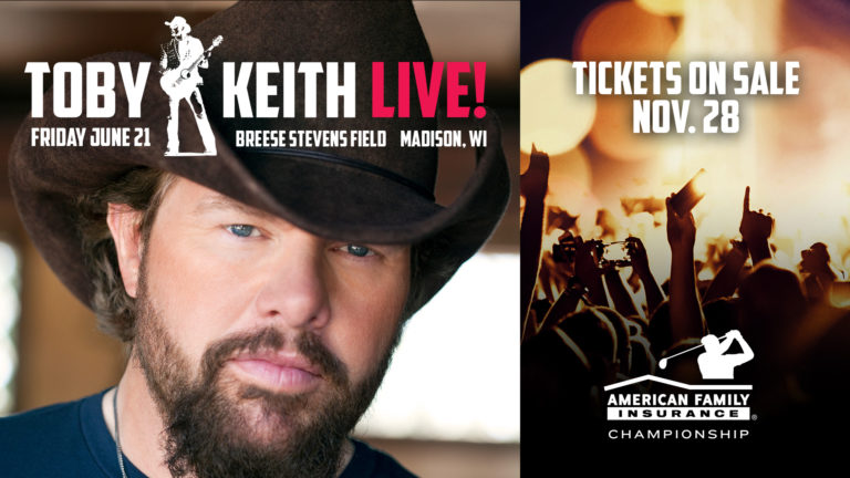 Toby Keith at Breese Stevens | Heartland Credit Union