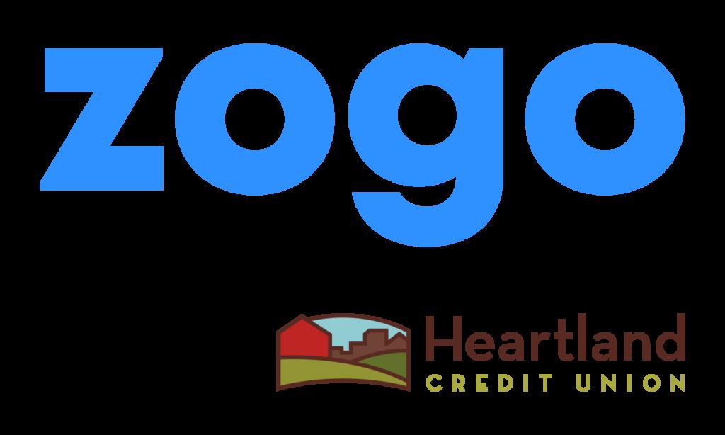 zogo and heartland logo